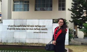 Nguyên Giám đốc Sở GD&ĐT Ninh Thuận - con đàn bà biến chất, suy thoái
