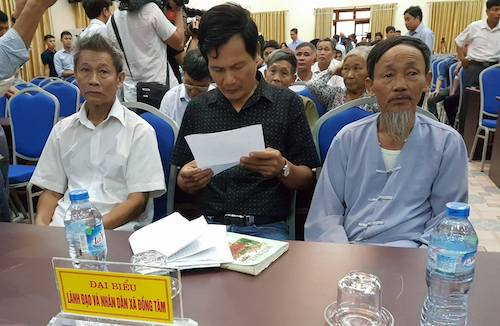Vụ DThanh tra Hà Nội: Khu sân bay Miếu Môn là đất quốc phòng