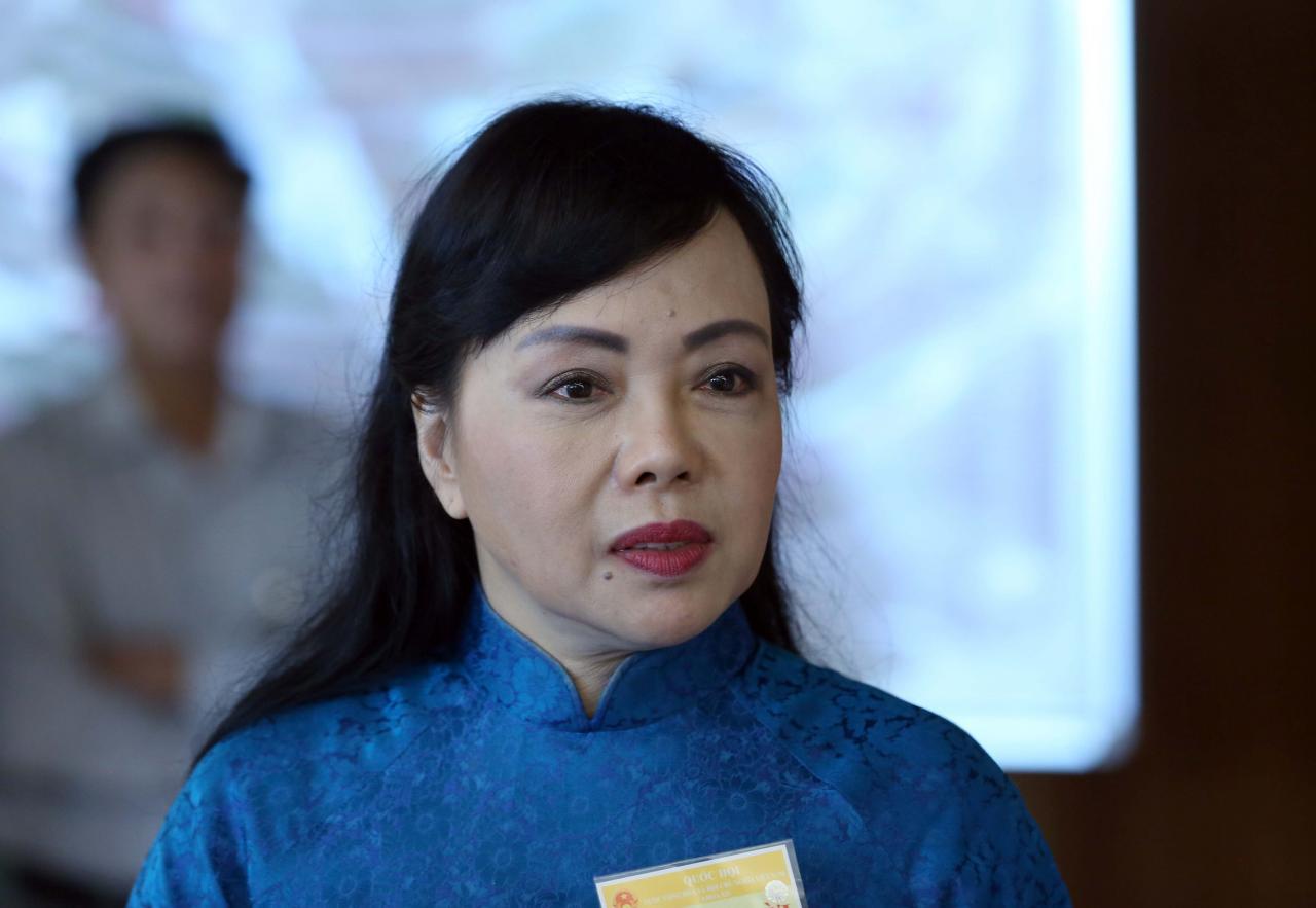 Bộ Y tế: Tin Bộ trưởng Kim Tiến từ chức là tin đồn ác ý.