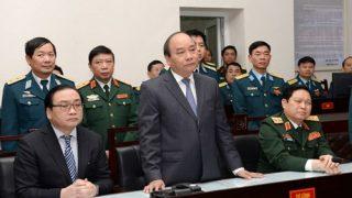 Thủ tướng Nguyễn Xuân Phúc: Bộ đội Phòng không - Không quân phải đánh thắng trận đầu, đánh thắng liên tục trong chiến tranh hiện đại