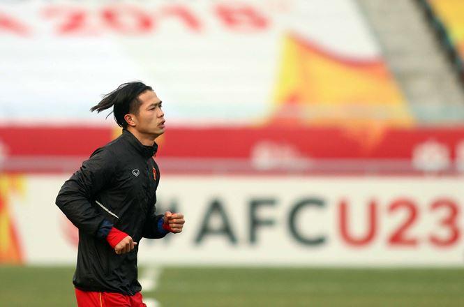 Hình ảnh mới nhất của U23 Việt Nam trước bán kết