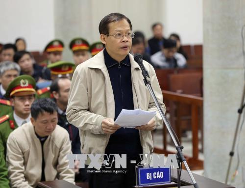 Ông Đinh La Thăng nhận trách nhiệm, lãnh đạo PVN xin hưởng khoan hồng