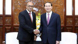 Chủ tịch Trần Đại Quang xuất hiện và cái tát cho những kẻ chuyên phao tin xuyên tạc