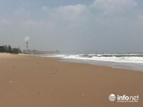 Thực hư tin đồn cá chết ở bờ biển gần khu vực Formosa