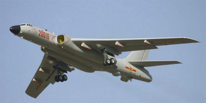 Cộng đồng quốc tế phản đối việc Trung Quốc diễn tập máy bay ném bom ở Biển Đông