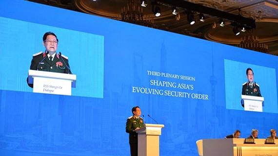 Đối thoại Shangri-La 2018: Việt Nam khẳng định tự chủ, hợp tác là nền tảng cho hòa bình và phát triển