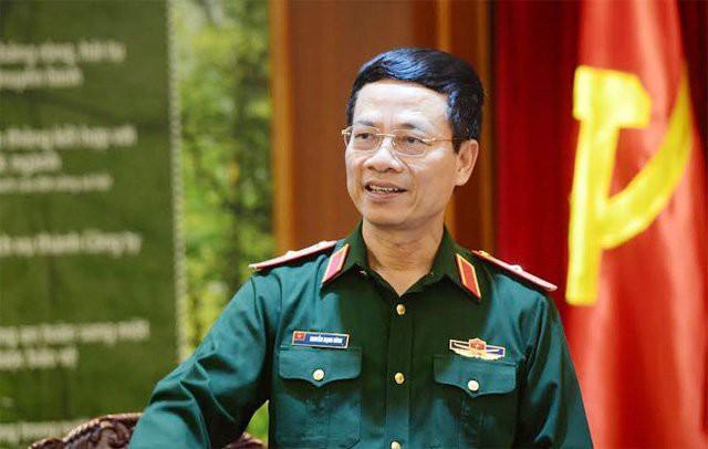 Chủ tịch Viettel Nguyễn Mạnh Hùng làm Bí thư Ban cán sự đảng Bộ Thông tin và Truyền thông